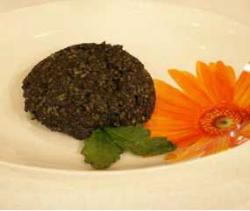 Receta de arroz con huitlacoche
